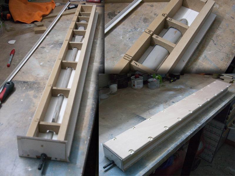 Fabrication fuselage IOTA - Page 2 Cadre